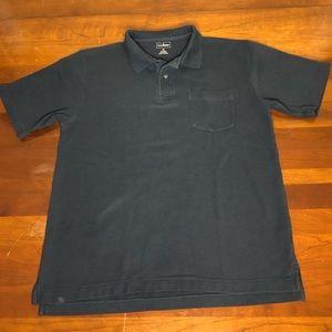 L. L. Bean short sleeve polo